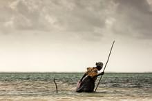 Woman In Zanzibar Looking For ...