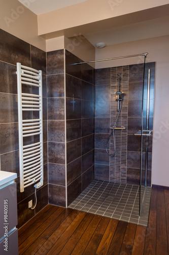 Salle de bain Fototapet