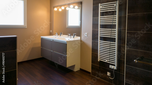 Canvas-taulu Salle de bain