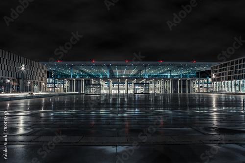 Keuken foto achterwand Luchthaven Flughafen BER