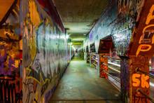 Graffiti On The Walls Of Krog ...
