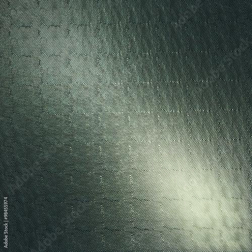 Poster de jardin Metal textured lit abstract background design