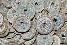 Collection Ancient Chinese Coins