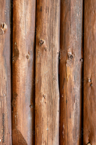 Rustic Log Cabin Wall Background Wall Mural Wallpaper Murals Christin Lola