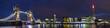 London Cityscape Panoramic