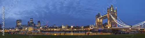 Papiers peints Londres London Cityscape Panoramic