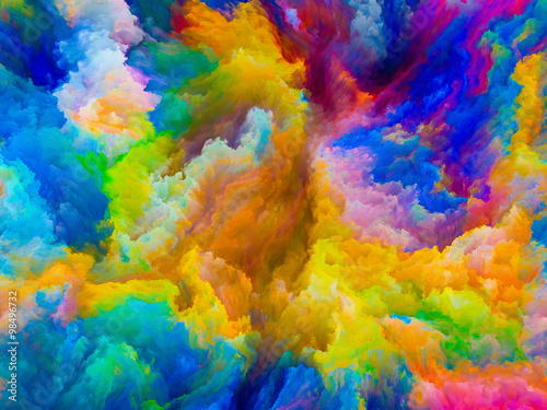 Fototapety, obrazy: Conceptual Colors