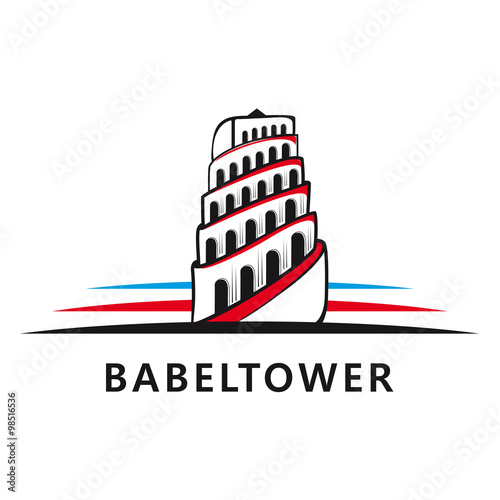 Foto Tower of Babel logo