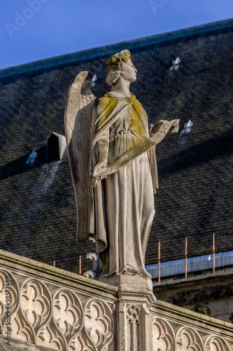 Fotografía Church of Saint-Germain-l'Auxerrois, Paris, France.