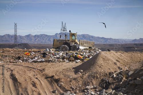 Fotografia, Obraz  waste management