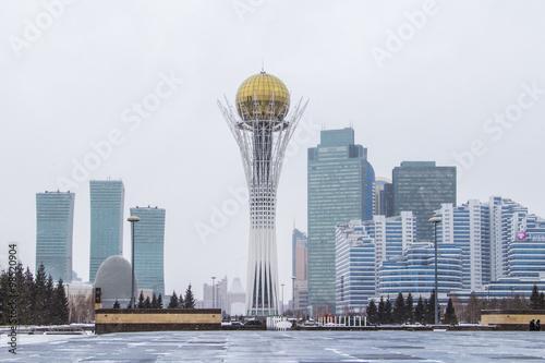 Fotografia, Obraz  Christmas Kazakhstan