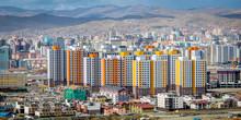 Ulaan-Baator, Mongolia - May 2...