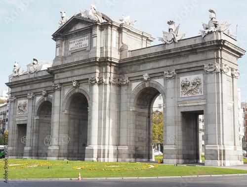 Staande foto Madrid Madrid