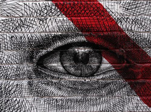 Fotografia, Obraz Graffiti