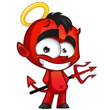 Diablo Con Cara De Bueno Y Una...