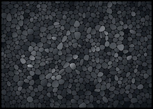 Vector Illustration - Abstract Mosaic Background