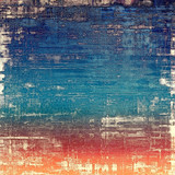 Vintage texture for background. With different color patterns: red (orange); blue; white; pink