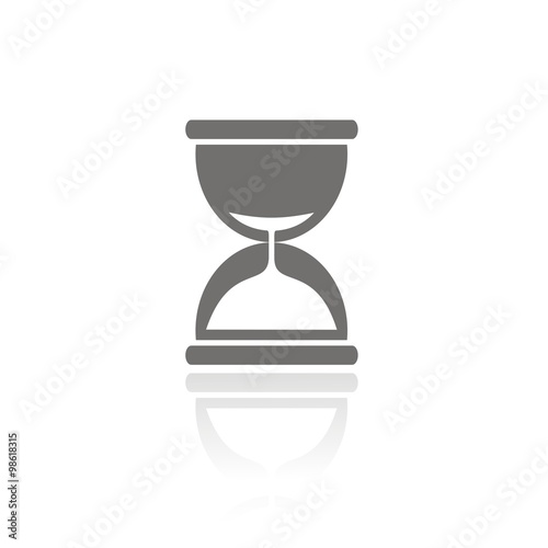 Fotografie, Obraz  Reloj de arena REFLEJO FB