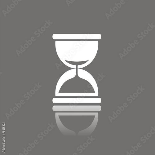 Fotografie, Obraz  Reloj de arena REFLEJO FO