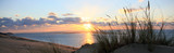 Fototapeta See - coucher du soleil