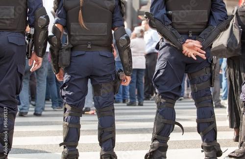 Fotografía  Policía. Lucha contra el terrorismo.
