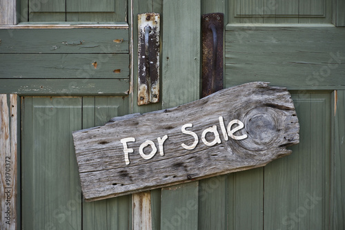Poster Texas For Sale Sign.