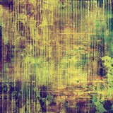 Retro background with grunge texture. With different color patterns: yellow (beige); brown; purple (violet); green