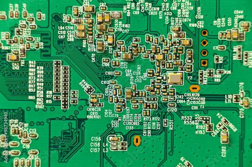 Fotografie, Obraz  circuit board