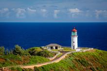 Kilauea Lighthouse On Kauai's ...