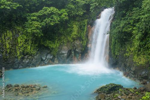 Wall Murals Waterfalls Waterfall Hike