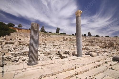 Foto op Aluminium Rudnes Amathus ruins, Limassol, Cyprus