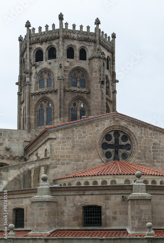Cathedral of Ourense (Spain)