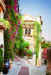Obraz na Plexi Prowansalski beautiful old town of Provence