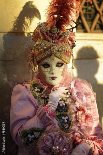 Fototapety, obrazy: Venice Carnival CARNEVALE di VENEZIA
