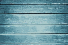 Wood Texture. Natural Vector Wooden Background.