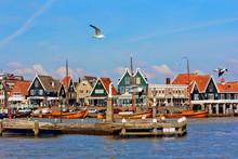 Marken, NETHERLANDS - April 29...