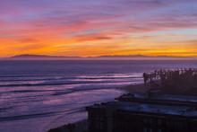 Ventura California Pacific Sun...