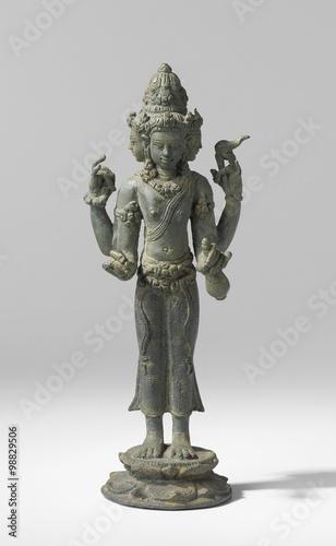 Brahma is the Hindu Creator god.