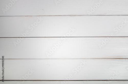 Fototapeta Tło białych desek obraz