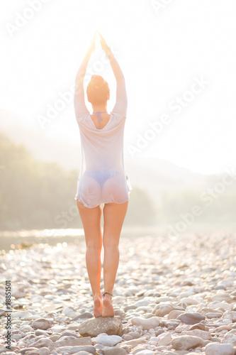 Fotografia  Harmony of body and soul