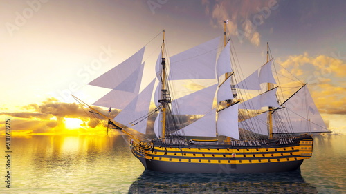 帆船 - 98873975