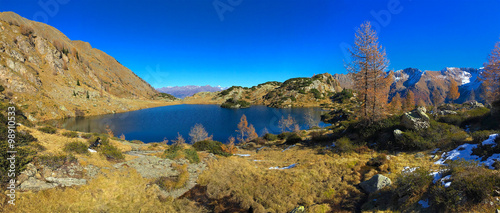 Photo Lago Nero Aprica (SO) Italia