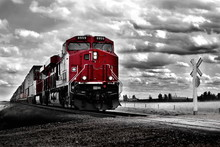 Freight Train Colour Pop