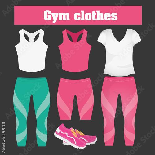 Fotografie, Obraz  Fitness center design