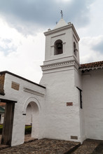 Iglesia De La Merced Church In Cali, Colombia