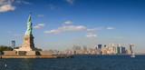 Fototapeta Nowy Jork - Manhattan Skyline