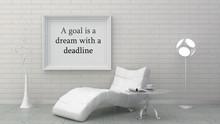 Motivation Words  Goal Is A Dr...