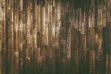 Aged Wood Planks Background