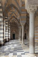 Fototapeta Amalfi Cathedral