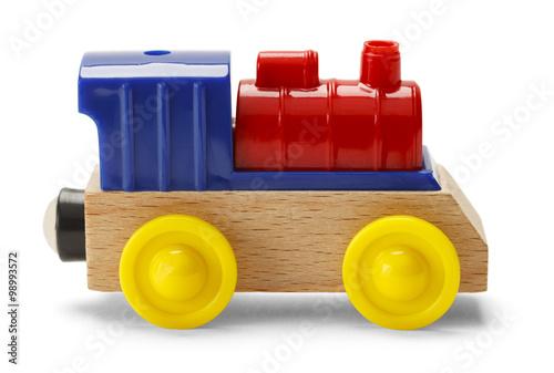 Toy Train Side